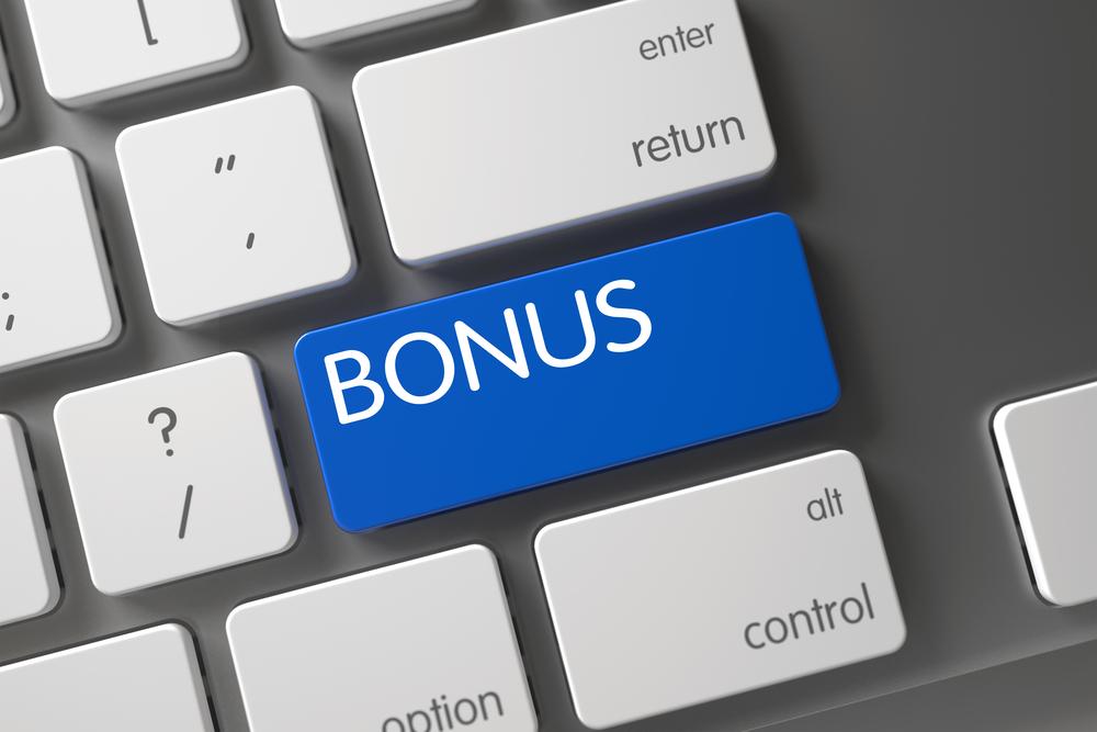 bonusy są wszędzie