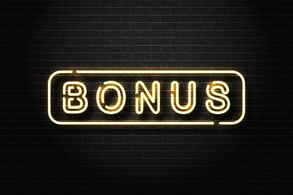 Bukmacherskie bonusy na start